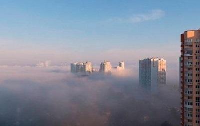 Киян попередили про забруднення повітря