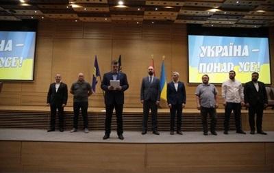 Националисты показали список кандидатов в Раду