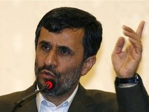 Ахмадинежад: Израиль не даст Обаме проводить политику перемен