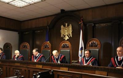 Конституційний суд Молдови скасував дострокові вибори у країні