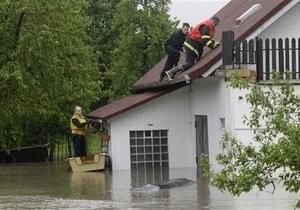 Планету заливает: тысячи эвакуированных в Европе, сто погибших в Китае