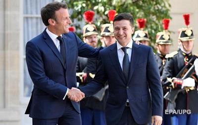 Київ і Париж готують зустріч нормандської четвірки