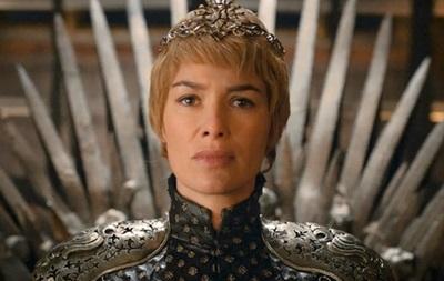 Королева Серсея  недовольна своей смертью в финале Игры престолов