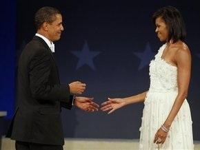 Обама станцевал с сержантом сухопутных войск США