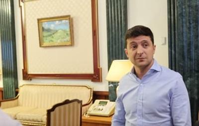 Зеленский рассказал о переезде АП