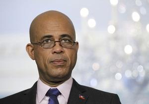 Сладкий Микки приступил к исполнению обязанностей президента Гаити
