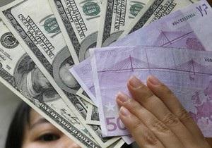 Курс доллара на межбанке практически не изменился