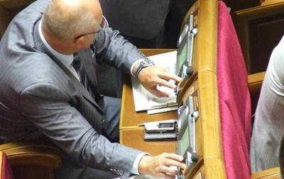 Зеленський вніс в Раду закон про  кнопкодавів