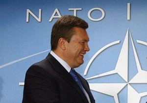 НГ: Нейтральная полоса Виктора Януковича