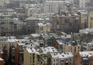 Азаров обещает превратить Киев в современную европейскую столицу