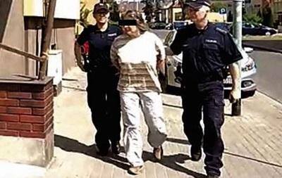 У Польщі заарештували жінку, яка кинула українського заробітчанина в лісі