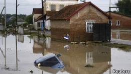 По наводнению на Кубани открыто уголовное дело