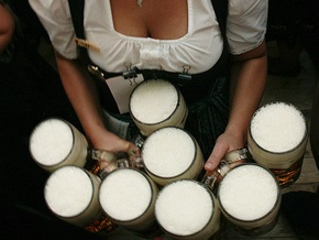 Немцы стали пить меньше пива