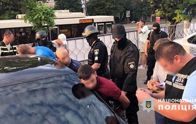 В Кропивницком задержали банду рэкетиров