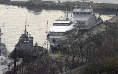 Из порта Керчи исчезли корабли, захваченные в Керченском проливе - СМИ