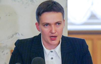 Савченко заявила, що КСУ скасував частину статті, за якою її заарештували