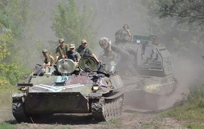 Эскалация на Донбассе: семь раненых военных