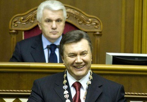 Янукович призвал лидеров фракций создать коалицию во избежание досрочных выборов