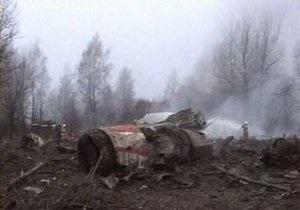 Дональд Туск плакал, узнав о катастрофе польского самолета