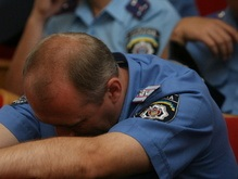 В Полтавской области четверо милиционеров попали в ДТП