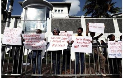 На Шрі-Ланці за оголошенням знайшли двох катів для першої за 43 роки страти