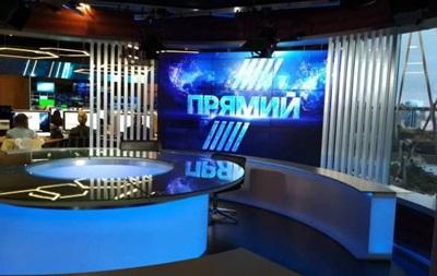 На телеканале Прямой идут обыски - СМИ