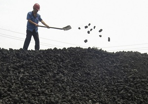 Кабмин предложил предоставить госгарантии по кредиту Китая для замещения газа углем