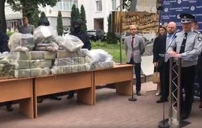 В Україні вилучили ще одну партію кокаїну