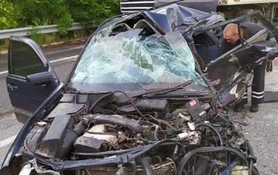 В Харьковской области в тройном ДТП погибли два человека