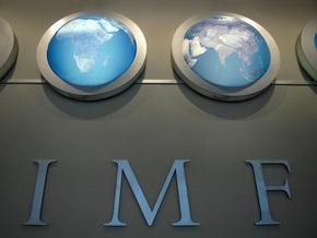 МВФ начал пересмотр макропоказателей Украины на 2009 год