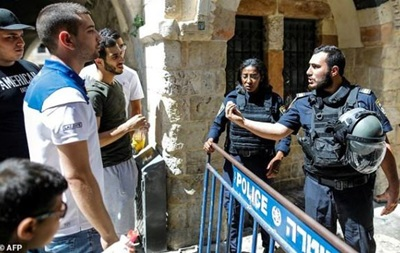 Протесты в Израиле: пострадали более ста полицейских