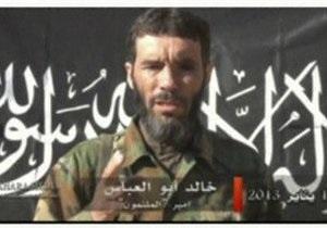 Новости Алжира - заложники в Алжире - нефтегазовый комплекс в Ин-Аменасе - освобождение заложников в Алжире - Главарь банды записал видеообращение