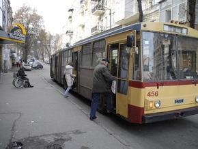 В киевском транспорте появились билеты нового образца