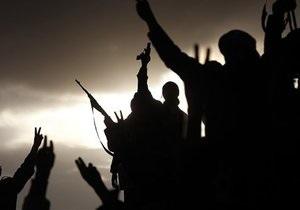 Ливийские повстанцы захватили генерала войск Каддафи