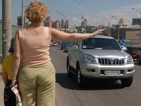 Ъ-Украина: Таксистов обязали оформить лицензию на перевозку пассажиров