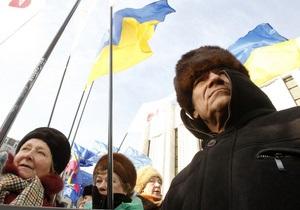 Опрос: Украинцы рассказали, из-за чего готовы участвовать в акциях протеста