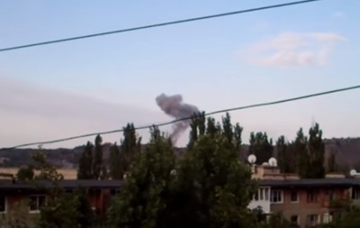 Взрыв в Докучаевске сегодня