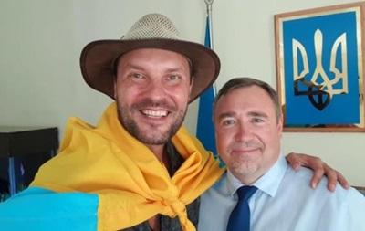Власти Ирана отпустили задержанного украинского туриста