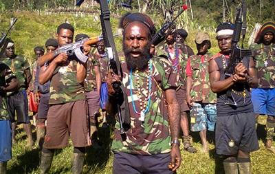 В Океании неизвестные массово убивают и расчленяют аборигенов