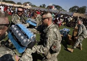 США отправили на Гаити еще четыре тысячи солдат
