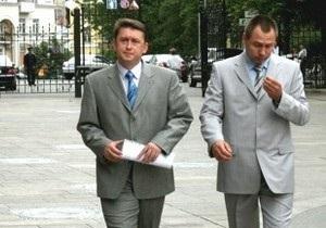 Адвокаты Мельниченко заявляют, что против них готовят провокации