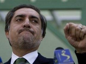 Единственный соперник Карзая отказался от участия в выборах президента Афганистана