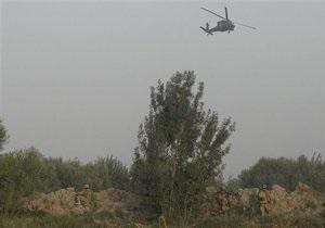 Авиация НАТО по ошибке нанесла удар по группе афганских военных
