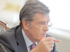 Газовый вопрос: Ющенко написал письма во все инстанции