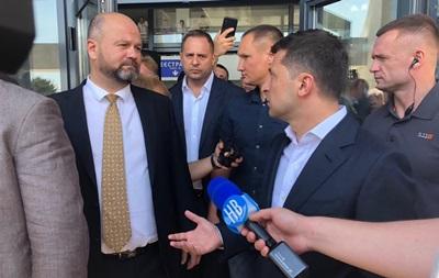 Зеленский в Николаеве отчитал губернатора