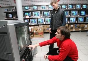 Внедрение цифрового ТВ обойдется Украине в 363 млн грн - Госсвязи