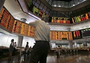 Украинский рынок показал первое серьезное падение после четырех недель ралли