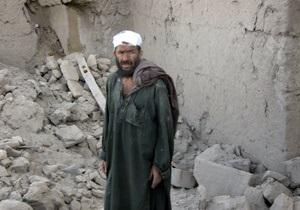 В Афганистане произошло сильное землетрясение. Есть жертвы