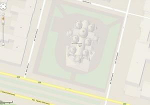 Google обновил карты, добавив 3D графику