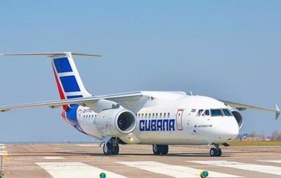 Антонов відновлює співпрацю з Кубою